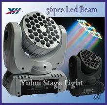 Dj Pro Lighting 36*3W RGBW Led Mini Beam Wash Moving Head