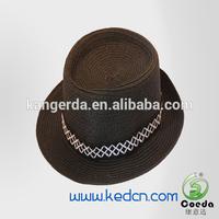 Cheap custom wholesale straw cowboy hats