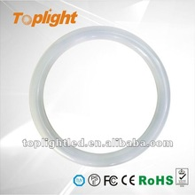 """Circline LED 12"""" Replaces 32W Circular Fluorescent, Cool White Frosted PC Cover With Internal Power Driver"""