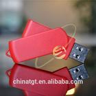 OEM Promotional popular gift rotate USB Flash drive