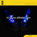 2014 yeni ürünler süper parlak led flaş paten ayakkabıları ışığı