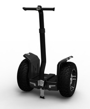 Two-wheel personal transporter electric vehicles