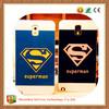 superman aluminum metal phone case for Samsung S5