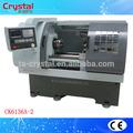 China torno cnc de la máquina de control gsk sistema/siemens/fanuc/ck6136a-2 knd