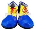 /de carnaval fiesta de vinilo de lujo de payaso de calzado w punto