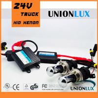 Newest model 24v xenon light H4-3 100w bi-xenon hid kit K24