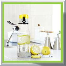 Wholesale clear tea plastic bottle shape design