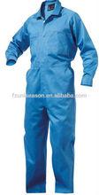 Uniseason fire retardant cotton protective coverall