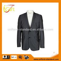 New Design fashion latest korean suit for men