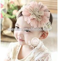hairbands infant girl flower bow headbands