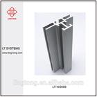 aluminium fabric exhibit frame for booth LT-W2600
