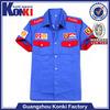 cheap custom 55% cotton 45% polyester stylish men t shirt
