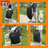 Stylish high end men laptop bag/laptop duffel bag/men laptop bag