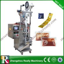 China supply low price liquid filling, automatic liquid pouch packing machine