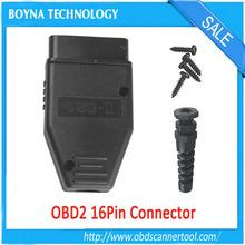 Universal 16 Pin OBD2 Connector OBDii 16 pin adaptor OBD II Male Plug J1962 Connector