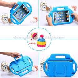 Hot sale for iPad mini case, eva kids proof case for ipad mini retina