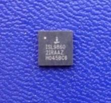 INTERSIL ISL98602IRAAZ ISL9860 2IRAAZ QFN 5 Channel DC/DC Converter + VON Slice + Power Good