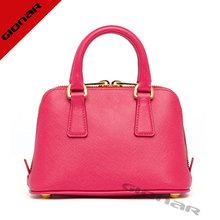 new arrival stylish fashion genuine leather women handbag