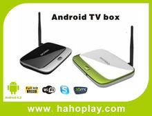 Android Tv Box Quad Core Camera Cs918s Android 4.2 Smart Tv Box