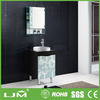 Food grade bathroom shower cabin with seat