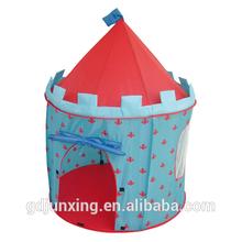 Castled tent for boy / Spielzelt / tente de jeu / Play house
