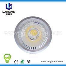 led lampe gu10 3x1/3x2/3x3/4x1/5x1w spotlight led wall lamp