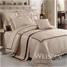 stripefashion design bed sheets buyers bedding sheet fabric