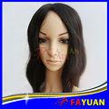 Nuevo patrón de la venta caliente peluca de cabello humano Guangzhou Fayuan pelo