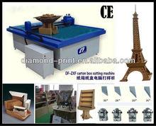 Sample maker cutting Machine, corrugated paper cutter