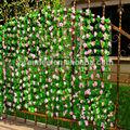 Atacado decoração ao ar livre plástico flores artificiais de videira, videira planta( sou- ly04)