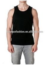 2015 wholesale men's comfortable bodybuliding supersoft jersey tank top in bulk XYT-1901