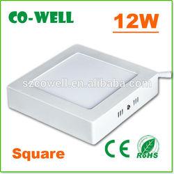square panel led bathroom light square led driver dimmable 170mm*40mm SMD2835 60leds