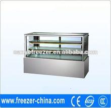 table top cake display cooler