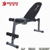 BEST JS-006D ABDOMINAL BENCH crazy fit massage spare parts
