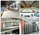 environment friendly waterproof drywall gypsum board manufacturing machine
