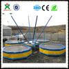 Hotsale bungee trampoline,the biggest trampoline, outdoor trampoline park QX-121A