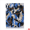 PU Leather Material Cases for Swivel Stand Apple iPad mini 2 Cover
