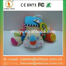 bebé de juguete oso caliente de la venta de voz de choque pull bear