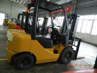10 ton FD100 Diesel Forklift with EPA certificate