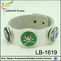 braccialetto vendita calda bracciale in pelle largo