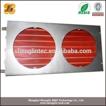 China shanghai high performance domestic heat exchanger