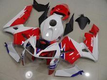 2005 2006 For HONDA CBR600RR Hot Sale Motorcycle Fairings White FFKHD008