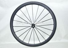 Mode 2015 personnalisécarte chinois. 38mm pneu de vélo de route de carbone roues oem pour les ventes