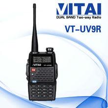 VT-UV9R Wireless FM Handheld Dual Band long distance walkie talkie