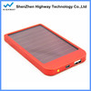 2600mAh Solar Charger, Portable Charger, solar Mobile Power bank charger
