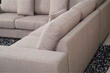 fabric sofa IN l SHAPE MODERN DESIGN fm192 lining fabric for sofa