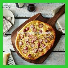Custom wooden pizza peel Wooden pizza board