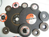 steel casting used resin abrasive wheel
