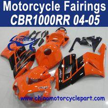 2004 2005 For HONDA CBR 1000RR Fairings Orange And Black FFKHD019
