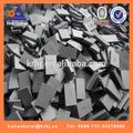 ss10 insertos de tungsteno para el corte de piedra de tufa y piedra caliza